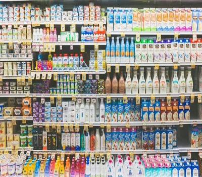 jenis susu segar di pasaran